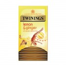 Twinings Lemon & Ginger Infusion Tea