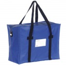 GoSecure Courier Holdall Blue H2B