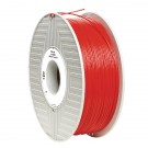 Verbatim PLA 3D Printing Filament 1.75mm 1kg Reel Red 55270