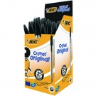 Bic Cristal Ballpoint Pen Medium (Pack of 50)