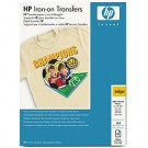 Hewlett Packard Iron-On Transfer A4 170gsm C6050a Paper - Transfer Paper