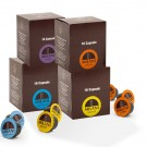 Caffe Milani Single Origin Coffee Capsules For Use Only On Saeco Area Coffee Machines