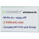 Q-Connect Dry Wipe Board 1800 x 1200mm KF37017