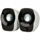 Logitech Z120 Stereo Speakers Silver / Black 980-000513