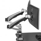 Varidesk Dual Monitor Arm - Standing Desk Accessories