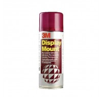 3M Displaymount Aerosol Adhesive 400ml DMOUNT - Spray Adhesive