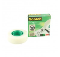 3M Scotch 810 Magic Tape 19mm x 33 Metres 8101933