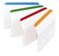 3M Post-it Durable Filing Tabs Flat Pack 686-F1 - File Folders Tabs