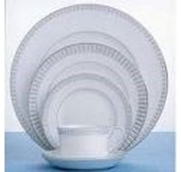 Dema White 16 Piece Dinner Set - Office Crockery