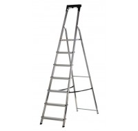 Abru Promaster 7-Tread Step Ladder 60607 - 7 Tread Step Ladder