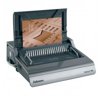 Fellowes Galaxy Electric Comb Binding Machine 5622101 - Paper Binding Machines