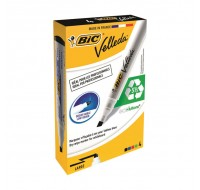 Bic Velleda Assorted Chissel Tip Whiteboard Markers 1199001754 - Dry Wipe Markers