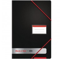 Elba Black n' Red Display Book 400050725