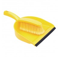 Bentley Yellow Dustpan And Brush Set 8011/Y