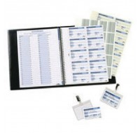 Durable Visitors Book 100 Refills 1464/00