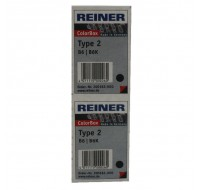 Colop Reiner B6K Replacement Black Pads Pack Of 2 RB6KINK - Stamp Pads