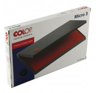 Colop Micro 3 Black Stamp Pad MICRO3BK - Stamp Pads