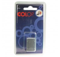 Colop E/10 Replacement Black Pads E10BK PACK OF 2 - Stamp Pads