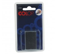 Colop E/200 Replacement Black Pads E200BK PACK OF 2 - Stamp Pads