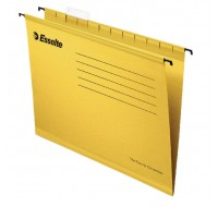 Esselte Yellow A4 Pendaflex Economy Suspension Files 90314 - A4 Suspension & Lateral Files