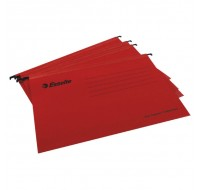 Esselte A4 Red Pendaflex Economy Suspension Files 90316 - A4 Suspension & Lateral Files
