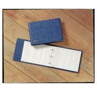 Guildhall Loose Landscape Blue Visitors Book T40
