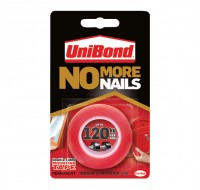 No More Nails 1.5 Metres On A Roll Permanent 781746 - DIY Adhesive