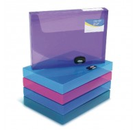 Rapesco 40mm Rigid Wallet/Box Files 1048 - Folder File