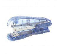 Rapesco Puffa See Through Purple Half Strip Stapler - Office Staplers