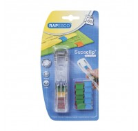 Rapesco Coloured Supaclip 40 Dispenser A25B