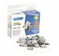 Rapesco Stainless Steel Supaclip 40 Clips CP20040S