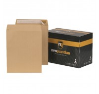 New Guardian Peel And Seal Manilla C3 Twin  Envelopes 130GSM C27013 - C3 Envelopes