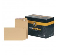 New Guardian Peel And Seal C5 Manilla Envelopes 229x162mm 130gsm L26039 - C5 Envelopes