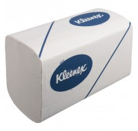 Kleenex Ultra 3-Ply White Hand Towel Pack Of 96 - Paper Hand Towels