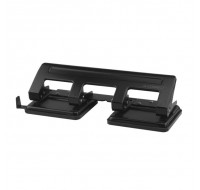 Q-Connect 4-Hole Black Punch KF01238