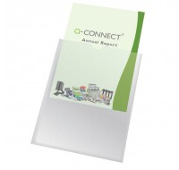 Q-Connect A4 Card Holders PACK OF 100 KF01947