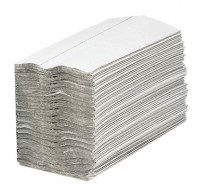 2Work 1-Ply White Hand-Towel Pack Of 144 HT8325 - Paper Hand Towels
