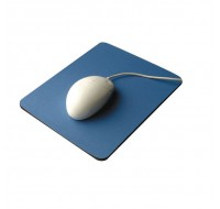Q-Connect Mouse Mat Blue KF04516
