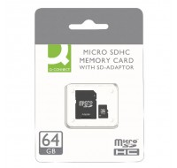 Q-Connect 64GB Micro SD Card KF16128