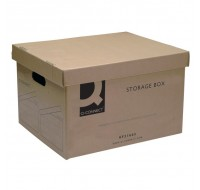Q-Connect Storage Box KF21665 335x400x250mm  - File Storage Boxes
