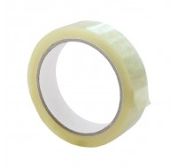 Q-Connect Easy Tear Polypropylene Tape 19mm x 66 Metres KF27016 - Adhesive Tape