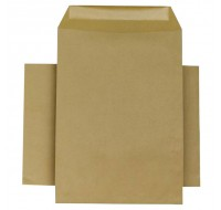 Q-Connect Gummed Manilla C4 Envelopes 80GSM - C4 Envelopes