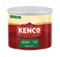 Kenco Decaffeinated Freeze Dried Coffee 500g