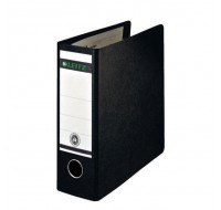 Leitz Black A5 Upright Board Lever Arch Files 31070-95 - A5 Lever Arch Files Folders