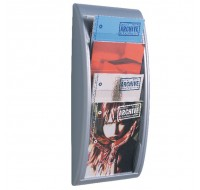 Fast Paper 4 x A4 Quick Fit Wall Display System 4061.35