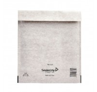 Mail Lite Plus Peel And Seal Oyster Bubble Lined Postal Bag 220x260mm MLPE/2 - Padded Envelopes Ireland