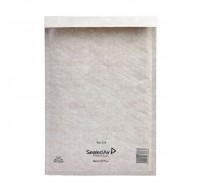 Mail Lite Plus Peel And Seal Oyster Bubble-Lined Postal Bag 220x330mm MLPF/3 - Padded Envelopes Ireland
