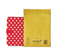Mail Lite Peel And Seal Padded Postal Bag 181x273mm MLPB D/1 - Padded Envelopes Ireland