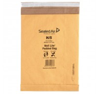 Mail Lite Peel And Seal Padded Postal Bag 264x374mm MLPB H/5 - Padded Envelopes Ireland