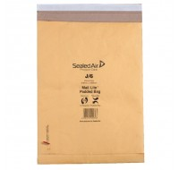Mail Lite Padded Postal Bag Peel And Seal 314x450mm MLPB J/6 - Padded Envelopes Ireland